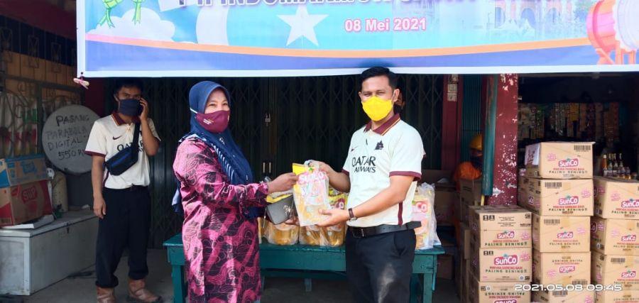 Siapkan 2 Ton Minyak Goreng, PT. ISB Gelar Minyak Murah Di Desa Rambah
