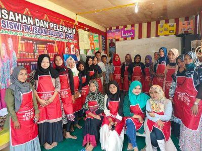 Konsep Warga Belajar, PKBM Islam Zaliyah Rohul Ukir Kreasi Inovatif, Ciptakan Life Skill