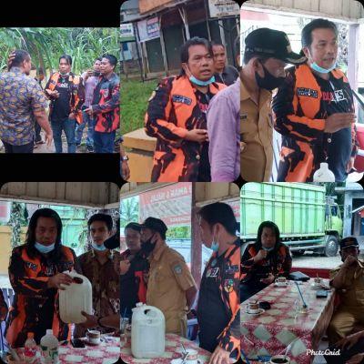MPC PP Rohul Minta DLH dan Polres Rohul Usut Ikan Mati di Sungai Sosah