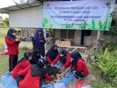 PT SPR Langgak Gelar Pelatihan Produksi Bersih Ramah Lingkungan
